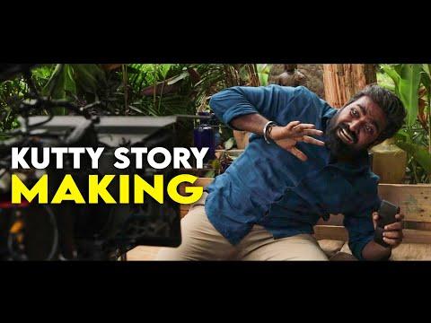 Kutty Story Making | Vijay Sethupathi | Aditi Balan | GVM | Nalan | Venkat Prabhu