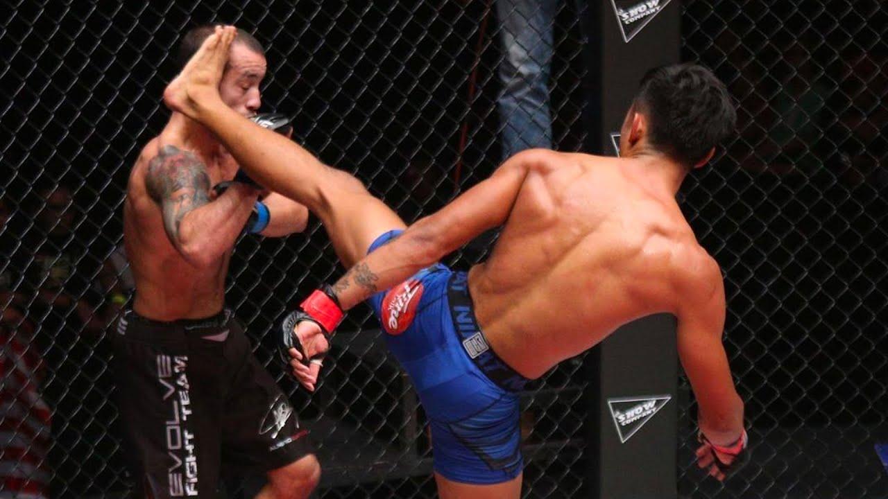 Gianni Subba vs. Almiro Barros | ONE Championship Full Fight
