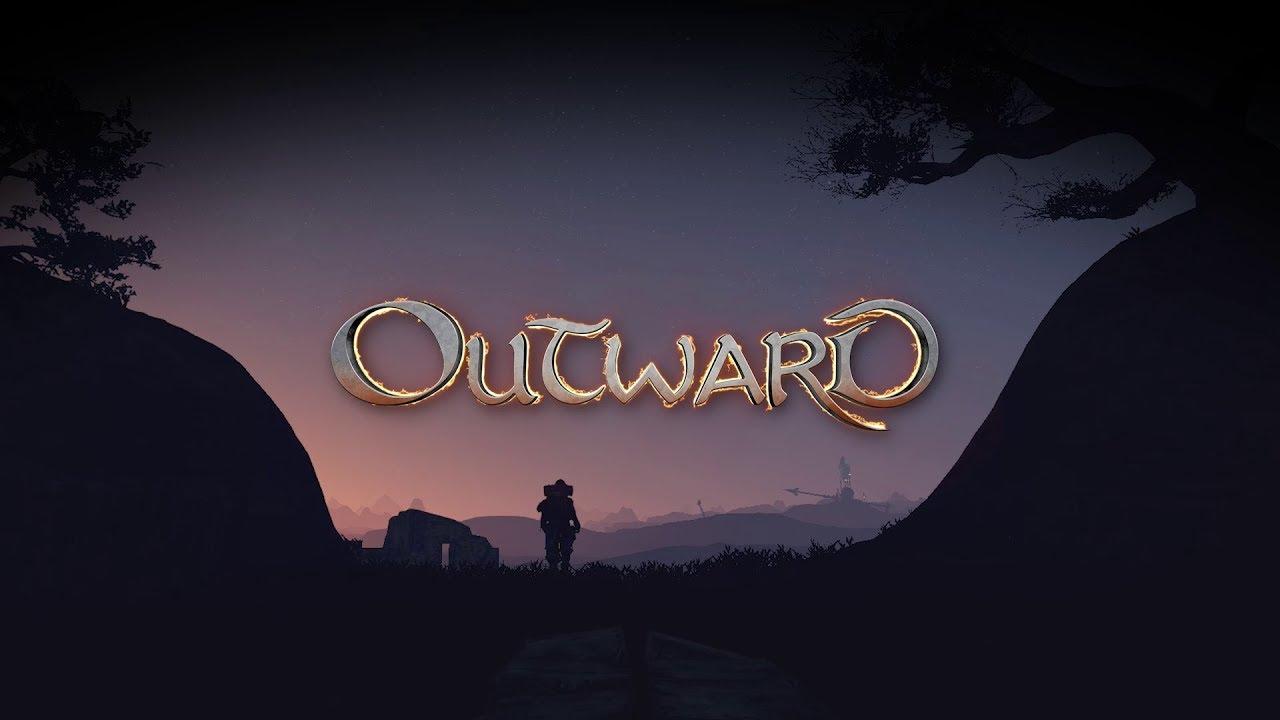 OUTWARD - Launch Trailer - Adventure & Split Screen