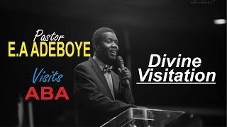 Pastor E A Adeboye Sermon @ ABA OPEN AIR CRUSADE 2016