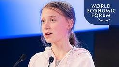 Greta Thunberg on Averting a Climate Apocalypse | DAVOS 2020