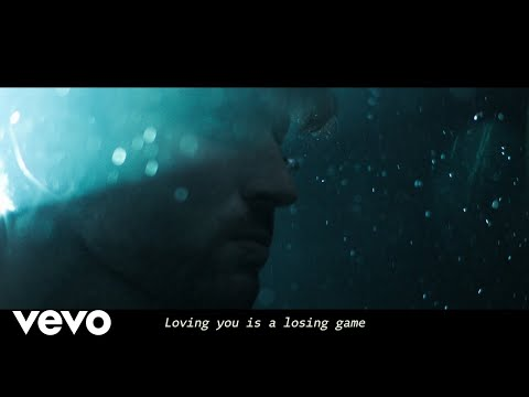 Duncan Laurence - Arcade (Loving You Is A Losing Game) - Official Lyric Video ft. FLETCHER