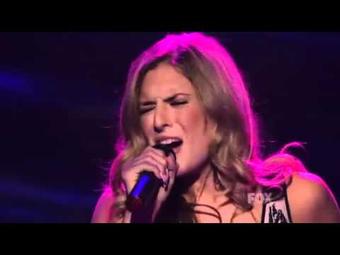 American Idol 10 - Kendra Chantelle [Georgia On My Mind] - Wild Card Round
