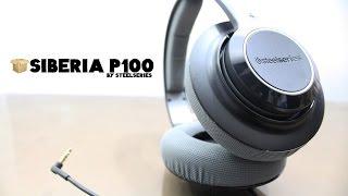 siberia p100 headphones by steel series review