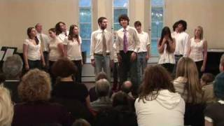 Comfortably Numb - The Orcapelicans! (Bard College)
