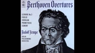 beethoven , Fidelio, Op  72b , Kempe