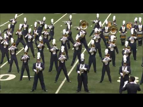 """""""Stone Cold"""" - Texas A&M University-Commerce """"Pride"""" Marching Band 2016 6A State Exhibition"""