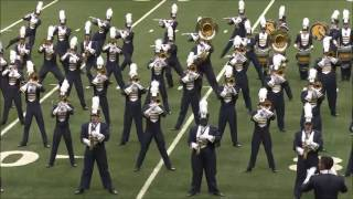 stone cold texas a university commerce pride marching band 2016 6a state exhibition