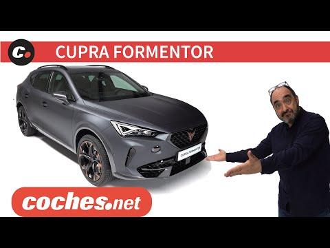 Cupra FORMENTOR 2020   Primer vistazo / Walkaround / Review en español   coches.net