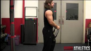 Fix your posture: Scapula Retractions w/ Resistance Band
