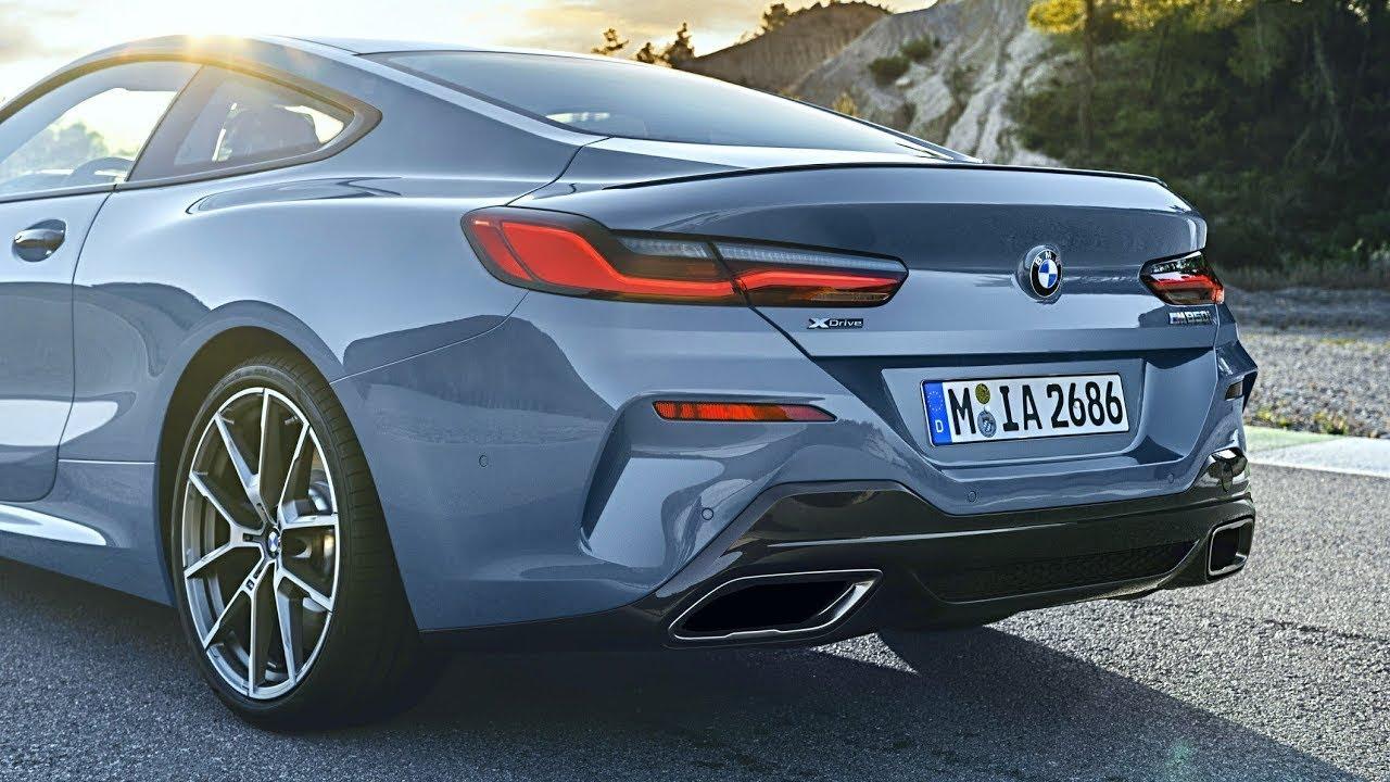 BMW 8 Series 2019 INTERIOR - YouTube