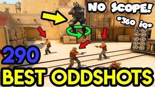 360° IQ PLAY ! *EPIC MLG* - CS:GO BEST ODDSHOTS #290