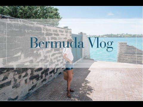 Our Long Weekend in Bermuda!