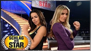 Die Highlights: Sophia Thomalla vs. Fernanda Brandao - Schlag den Star