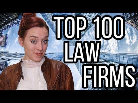 Top U.S. Law Firms   Top 100 U.S. Law Firm Rankings 2019!