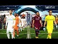PES 2018 | Manchester City vs Real Madrid | Final UEFA Champions League [UCL] | Gameplay PC