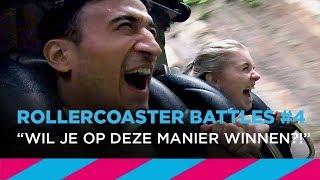 Marije Zuurveld schreeuwt het uit! – Rollercoaster Battles #4 | SLAM!