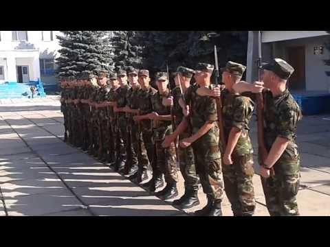 Garda De Onoare Antrenament 2013