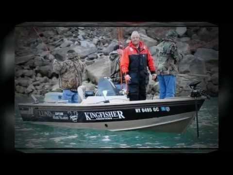 716-751-3474 | Niagara River Charter Fishing Guide | KINGFISHER Charters