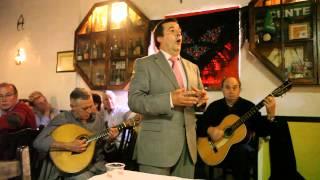 """Jerónimo Caracol, """"Fado Menor"""" - """"Minha mãe, eu canto a noite"""""""