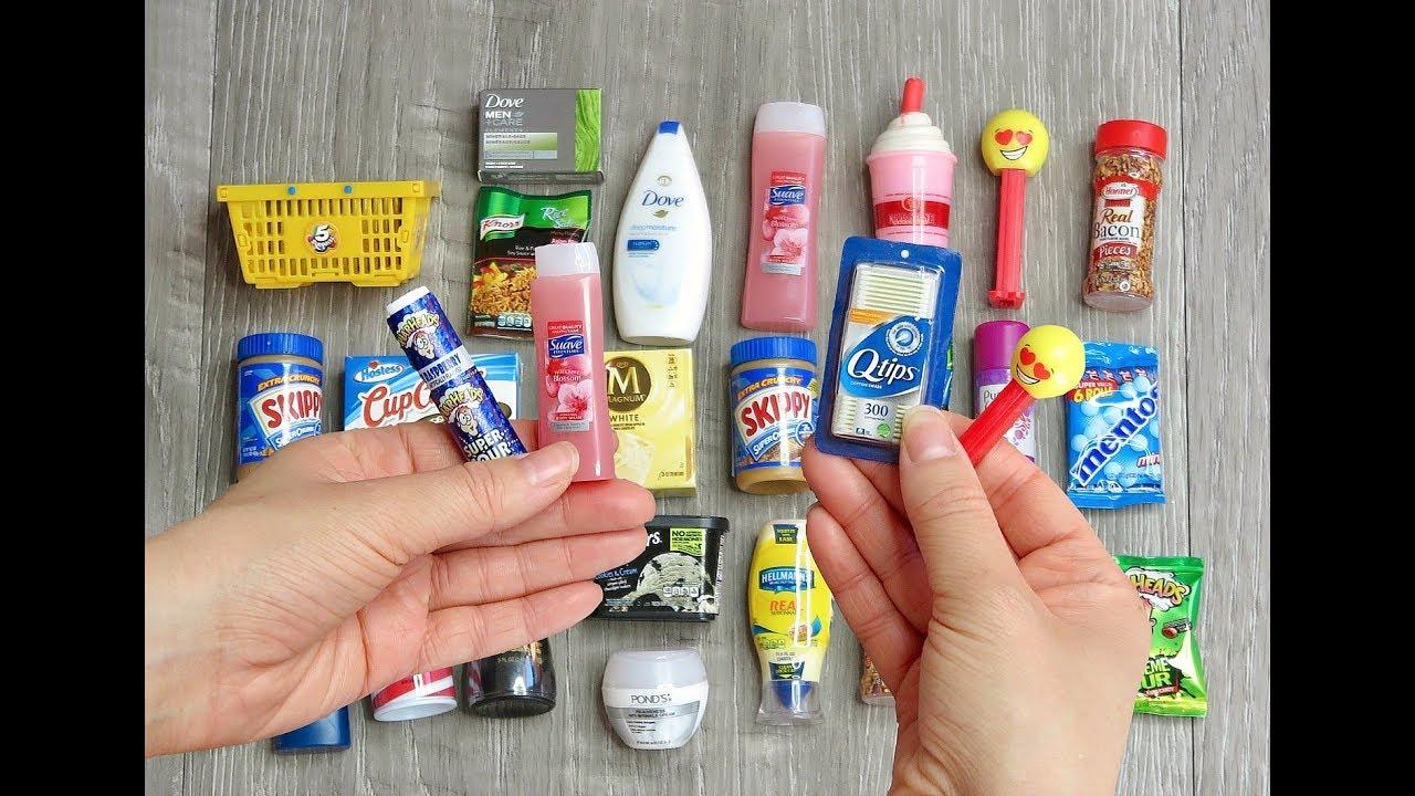 Zuru 5 Surprise Mini Brands Little Shop Groceries ~ NEW image
