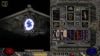 Diablo 2 Amazonka Challenge HC #4