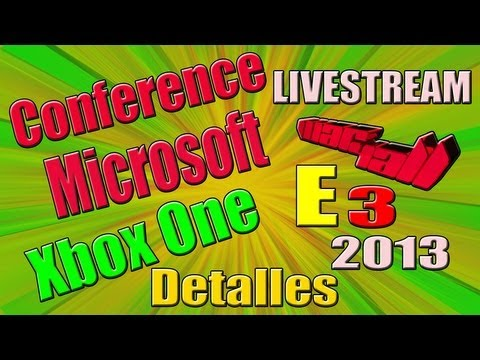 E3 2013 | Microsoft Xbox One Conference | Reactions | @LaWar4All Gamer Girl