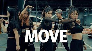 [AB] PRODUCE X 101 - 움직여 MOVE (Girls ver.) | SIXC | 커버댄스 DANCE COVER