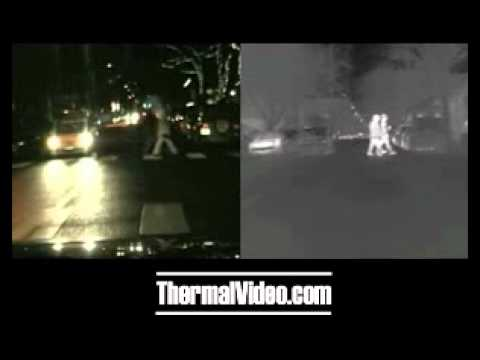 Flir Pathfindir Thermal Imaging Night Vision Car System