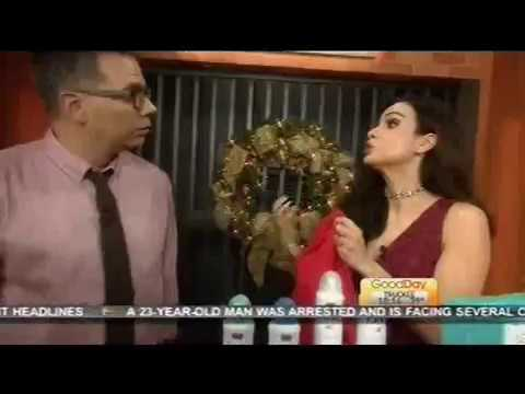 Good Day Sacramento Holiday Glitz & Glam: Part 1