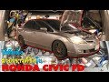 How to Install Ground Wire Honda Civic FD 1.8 การติดตั้งสายกราวน์ใน Honda Civic FD 1.8