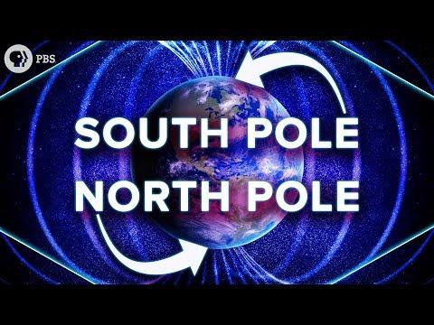 Is Earth's Magnetic Field Reversing?