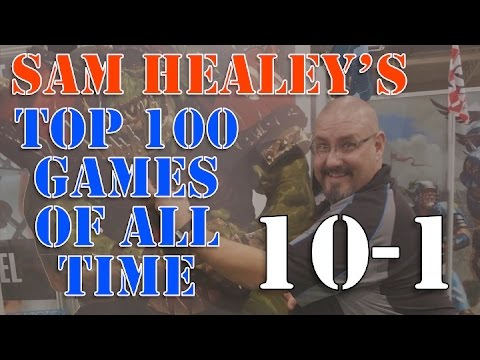 Sam Healey's Top 100 Games of All Time: 10  1