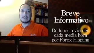 Breve Informativo - Noticias Forex del 28 de Marzo 2017