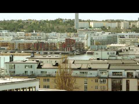 Så Byggdes Stockholm 7: Samtid Och Framtid