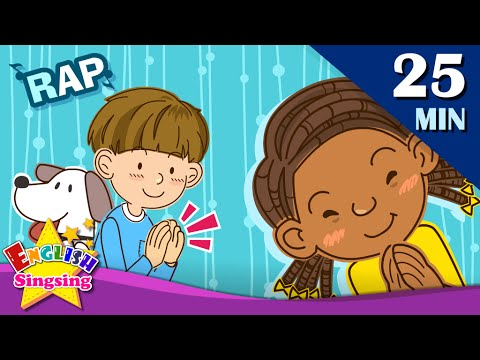 What's this?+More Kids raps | English songs for Kids | Collection of Animated Rhymes