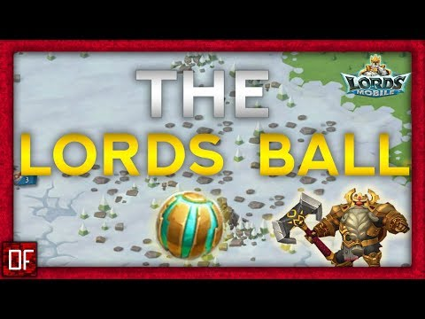 Lords Ball Event FRUSTRATION - Lords Mobile
