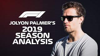 F1's Biggest Talking Points Reviewed! | Jolyon Palmer on the 2019 Season
