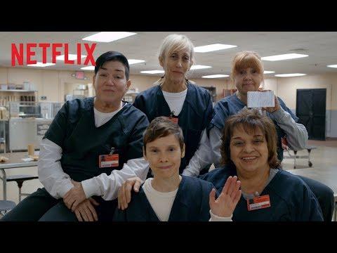 Orange Is The New Black | Avskedsavsnittet | Netflix