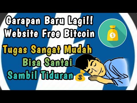 Ada Yang Baru Lagi Nih !!! | Situs bitcoin gratis terbaru 2021 | Website bitcoin | Wd indodax