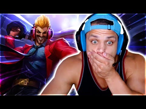 OLD TYLER1 IS BACK?!? He Runs It Down Mid & Goes AFK!! - Funny LoL Moments
