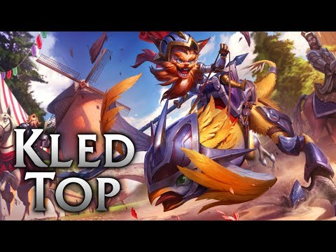 Sir Kled Top - League of Legends Commentary