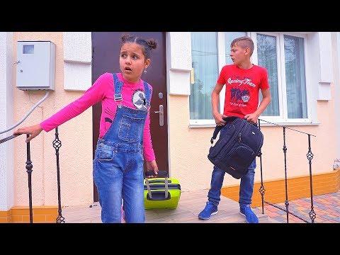 Игорь с Дашей СБЕЖАЛИ от Джессики и Сони!!