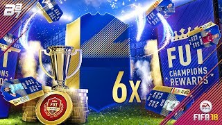 THE ULTIMATE TOTS PACK! TOP 100 FUT CHAMPIONS REWARDS! | FIFA 18 ULTIMATE TEAM