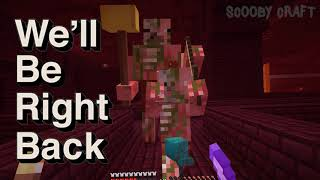 To Be Conitnued - Minecraft By Scooby Craft Part 6