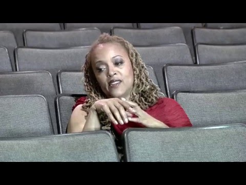 """In The Front Row"" Interview with the Great Cassandra Wilson"