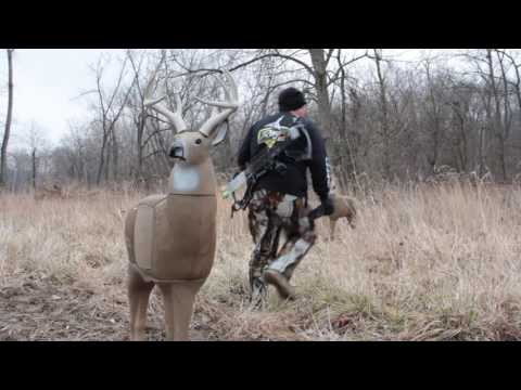 How To Practice Bowhunting Shots To Kill A Deer