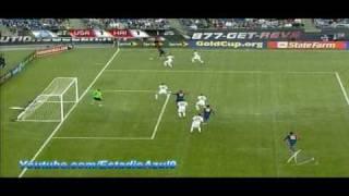 CONCACAF Copa de Oro 2009 - Grupo B - E.U vs Haiti