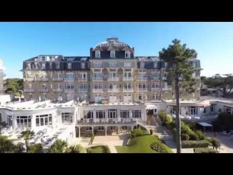 Normandy la renaissance d'un hôtel mythique - Documentaire 2016