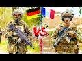 ГЕРМАНИЯ vs ФРАНЦИЯ ⭐ Кто сильнее? СРАВНЕНИЕ АРМИИ ⭐ Bundeswehr VS Armée Française; Бундесвер